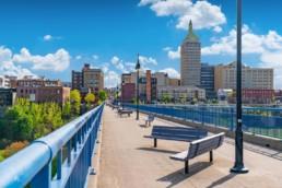 Rochester NY landscape
